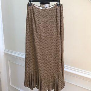 100% silk DKNY Skirt